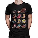 4003-Camiseta Evolutions (albertocubatas) S