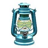PK Green Farolillo LED Colgante Exterior Metal a Pilas, Azul