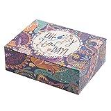 Creibo CBOX004 - Caja Cartón Decorada Oh Happy Day