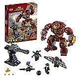 LEGO 76104 Super Heroes Incursión demoledora del Hulkbuster