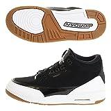 Nike - Air Jordan III Retro GS - 441140022 - El Color Blanco-Negro - ES-Rozmiar: 39.0