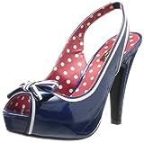 Pleaser Bett05/Nbpt - Zapatos de tacón para Mujer