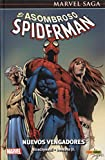 El asombroso Spiderman 8. Nuevos Vengadores (MARVEL SAGA)