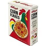 Nostalgic-Art 30313 Caja Metálica de Estilo Retro, Kellogg`s Corn Flakes Cornelius, L