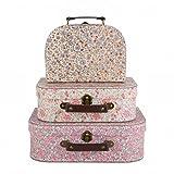 Juego de 3 maletas Sass and Belle con varios diseños