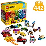LEGO10715ClassicLadrillossobreRuedas,JuegodeConstrucciónEducativoyDivertidoparaNiñasyNiños