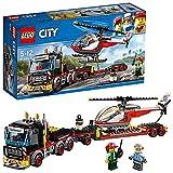 LEGO 60183 City Great Vehicles Camión de Transporte de mercancías Pesadas