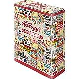 Nostalgic-Art Caja metálica de Estilo Retro - Kellogg's The Original Collage