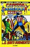 Capitán América Y Halcón. ¡…El Quinto Durmiente! (Marvel Gold)